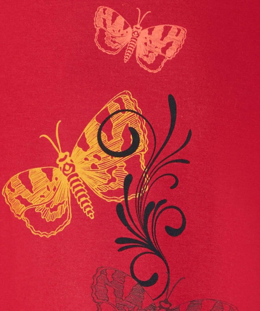 Flutterby Butterfly Tunic