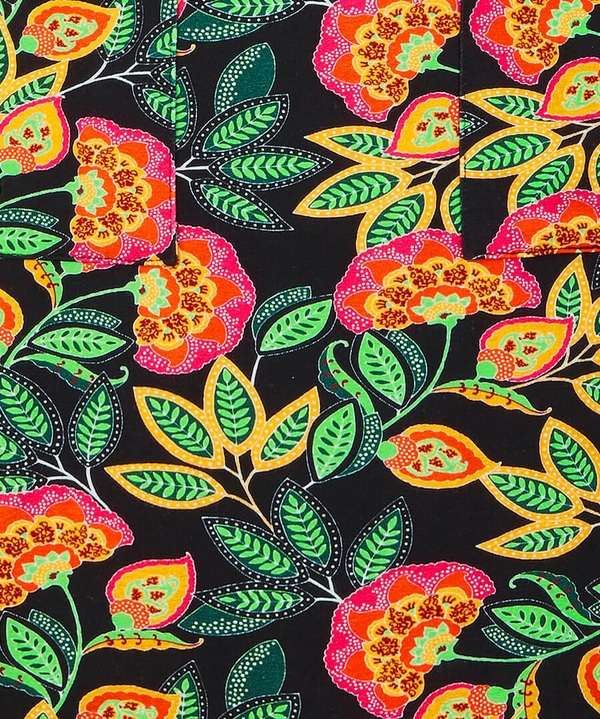 Oriental Floral Tunic