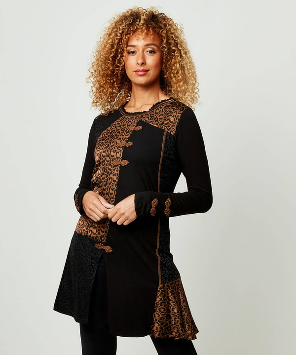 Lovely Luxe Tunic