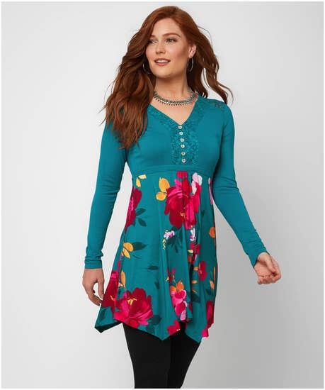 Our Favourite Flattering Tunic
