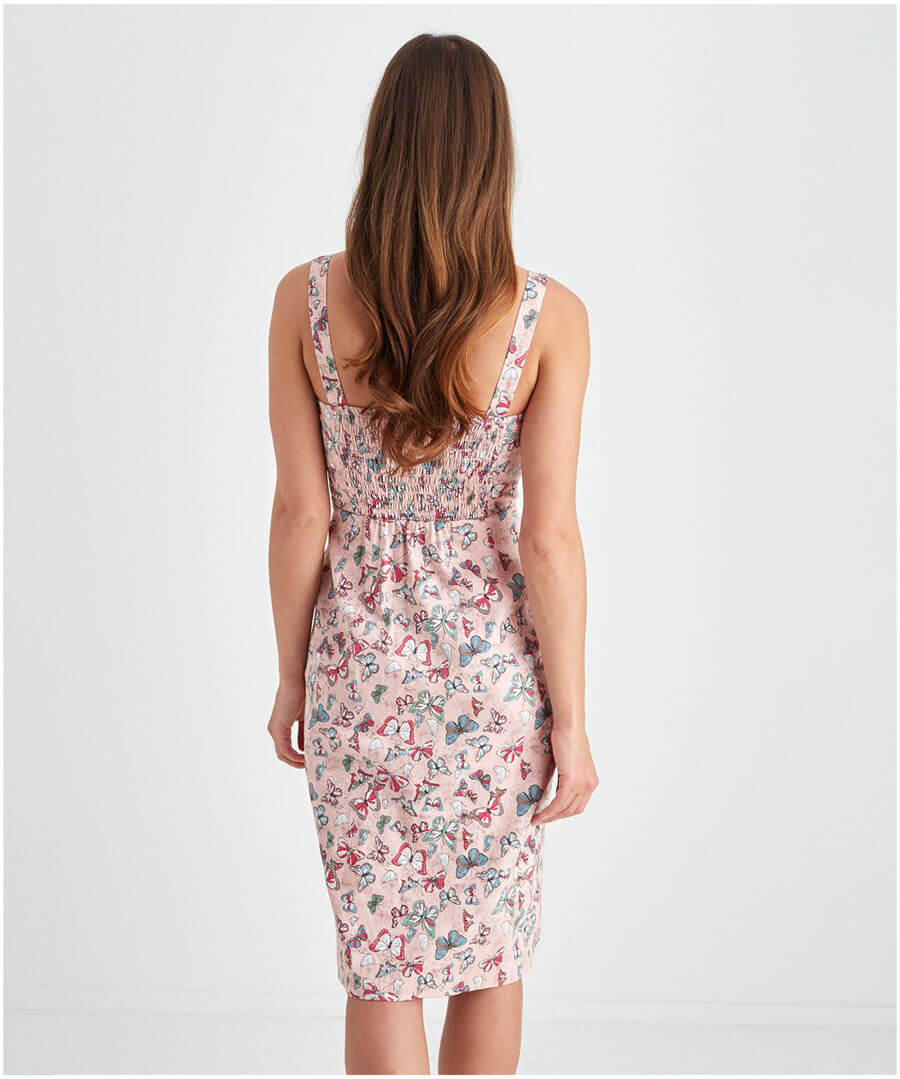 Patina Bloom Dress
