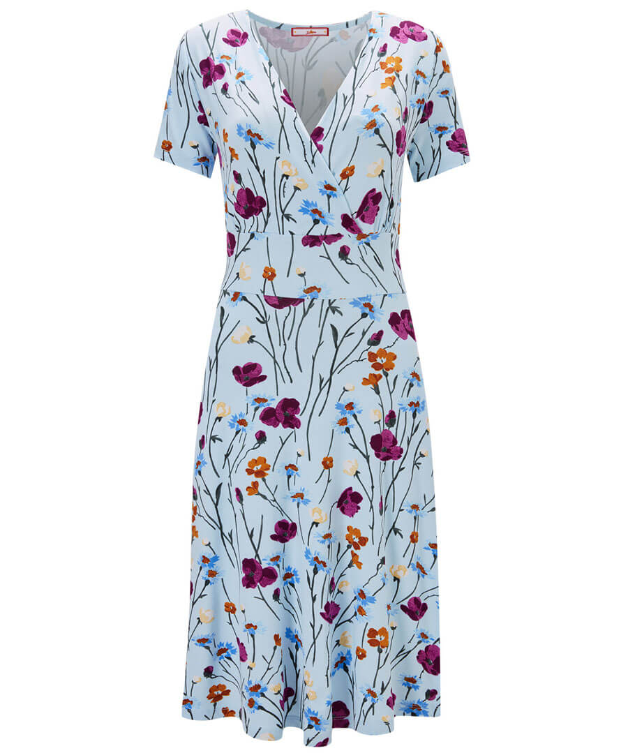 Colourful Floral Dress