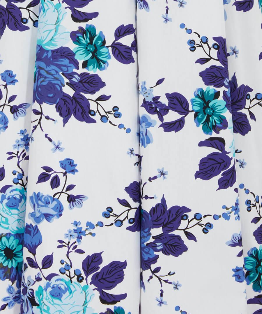 Santorini Summer Dress Back
