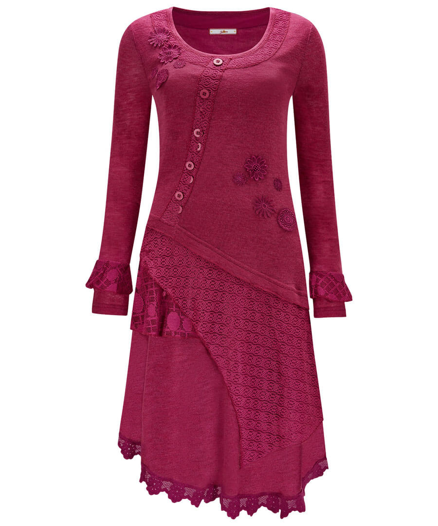 Amazingly Versatile Dress Model Front