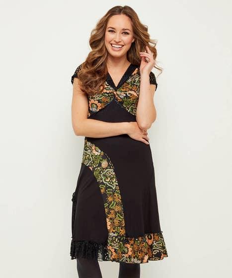 A Lovely Mix Dress