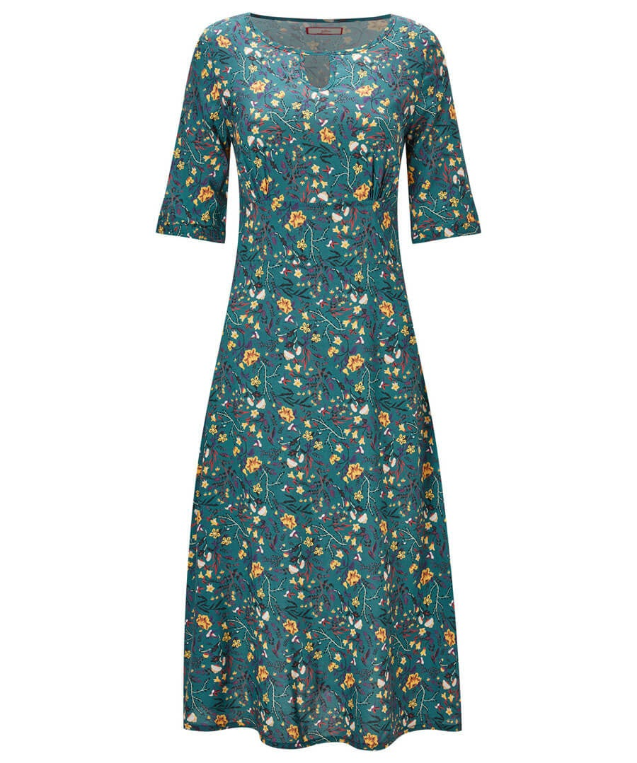 New Vintage Style Dress Model Front