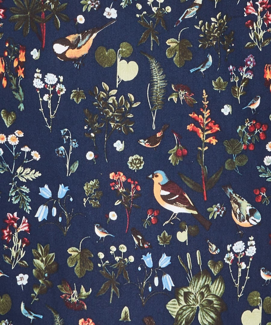 Glamorous Birdy Dress Back