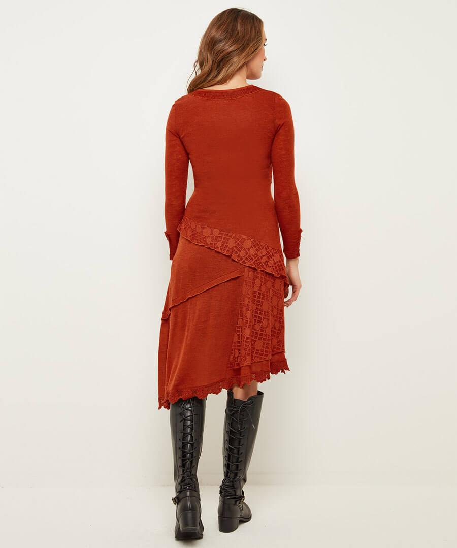 Amazingly Versatile Dress Model Back