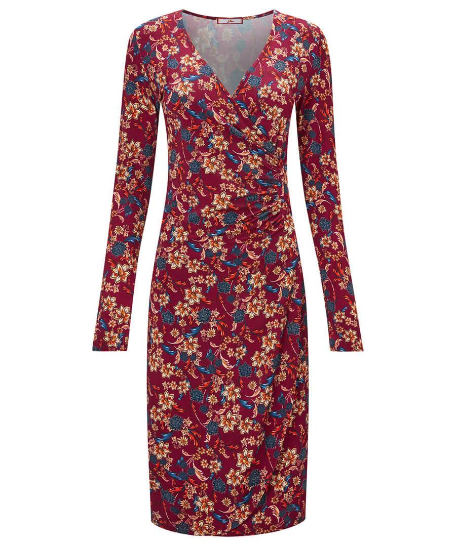Fabulously Flattering Dress Model Front
