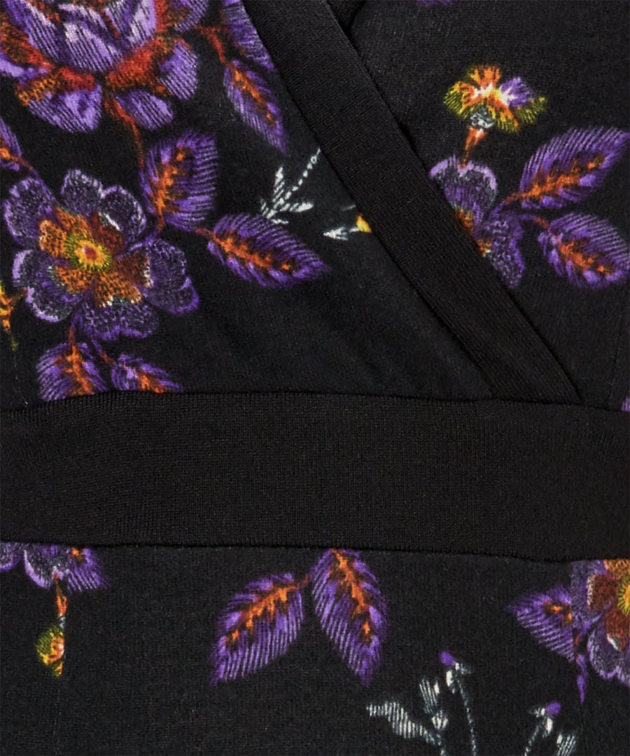 Wonderful Knitted Dress Back