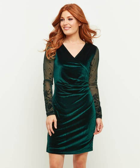 Sultry Party Dress