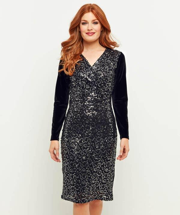 Sparkle All Night Dress