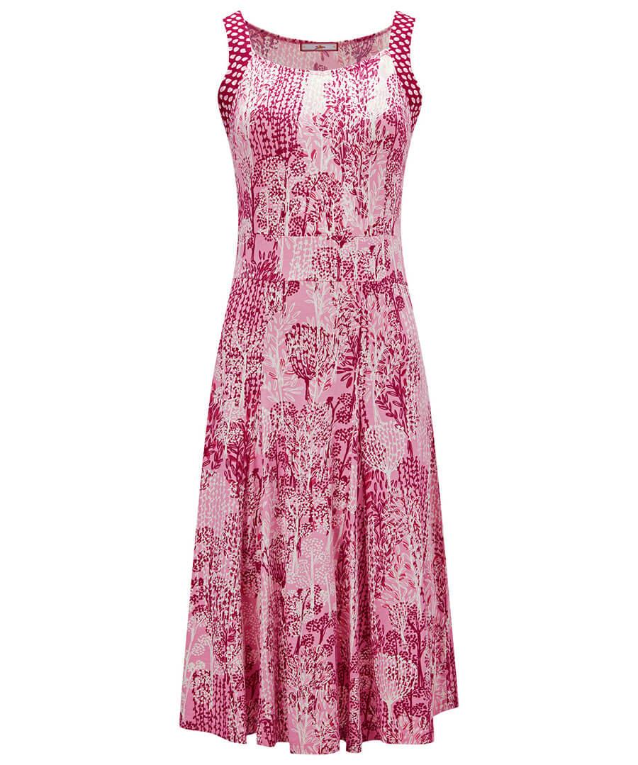 Carolines Ultimate Dress Model Front