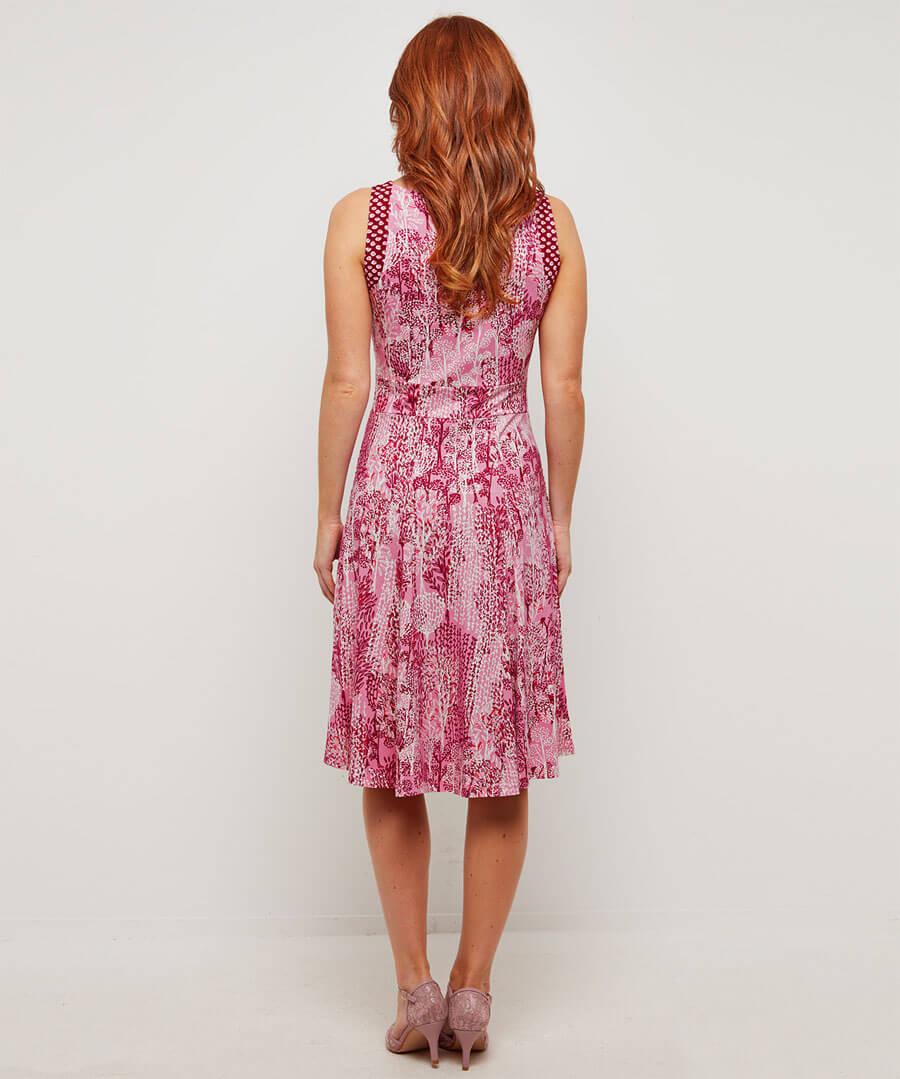 Carolines Ultimate Dress Model Back