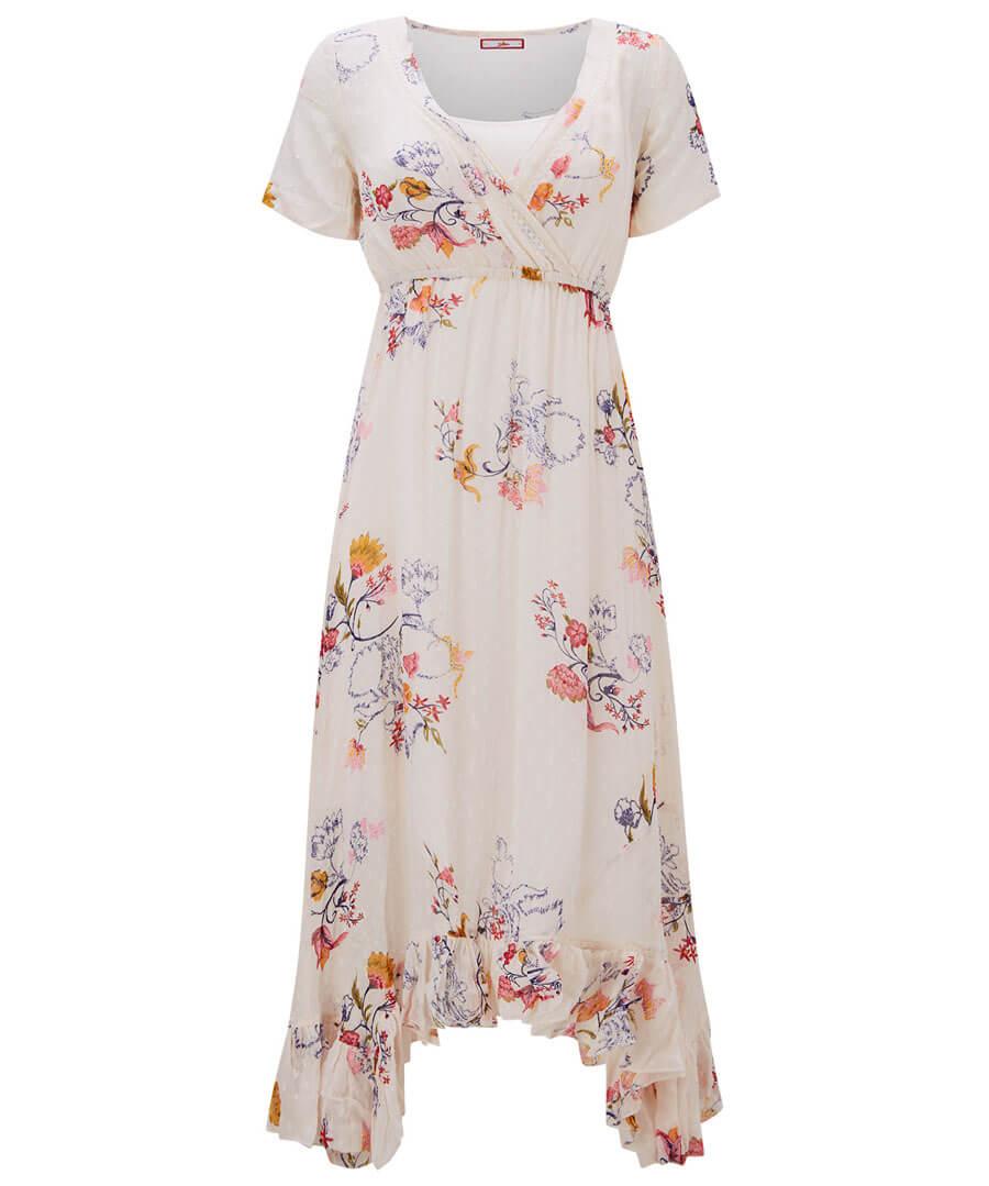 Bountiful Bouquet Dress Model Front