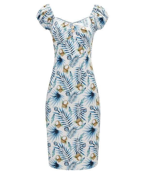 Coconut Palm Dress