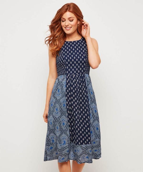 Bountiful Beachy Dress