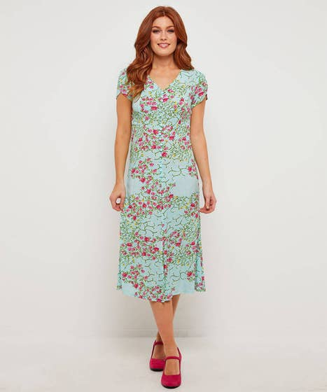 All New Sizzling Summer Dress