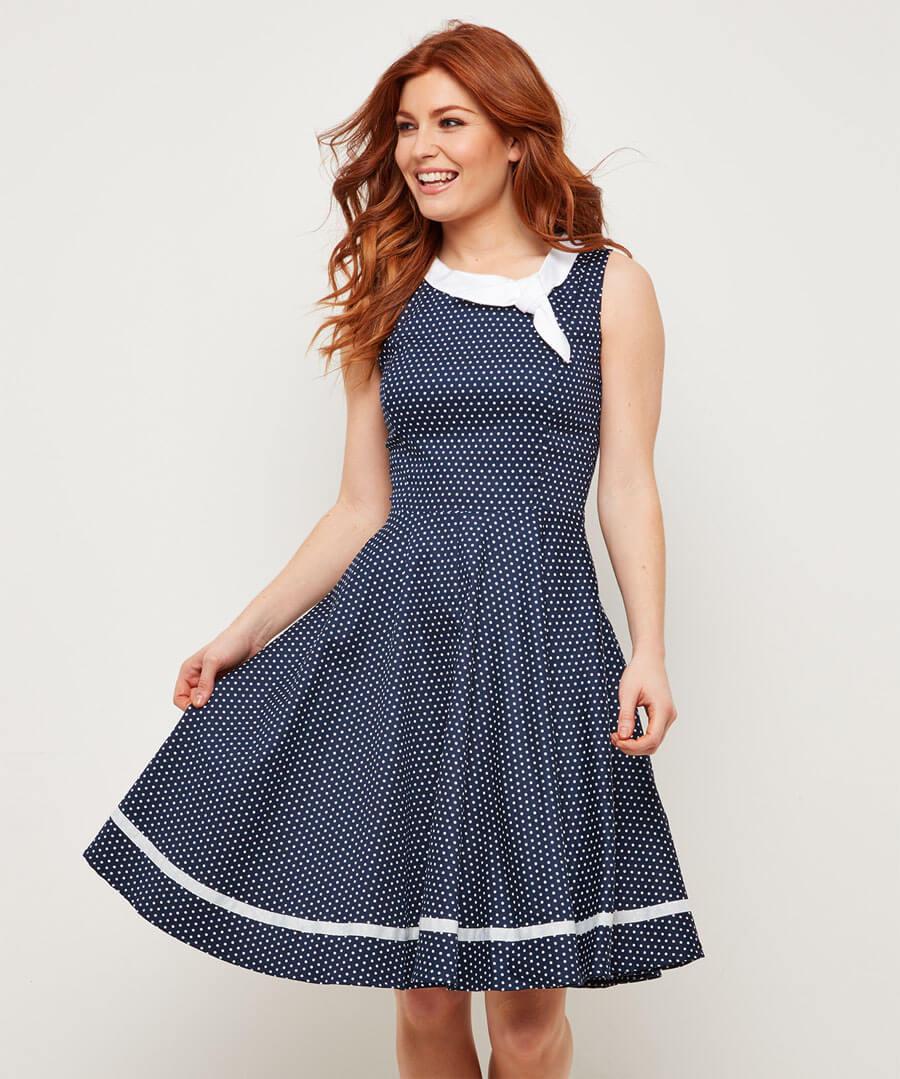 Vintage Dancer Dress