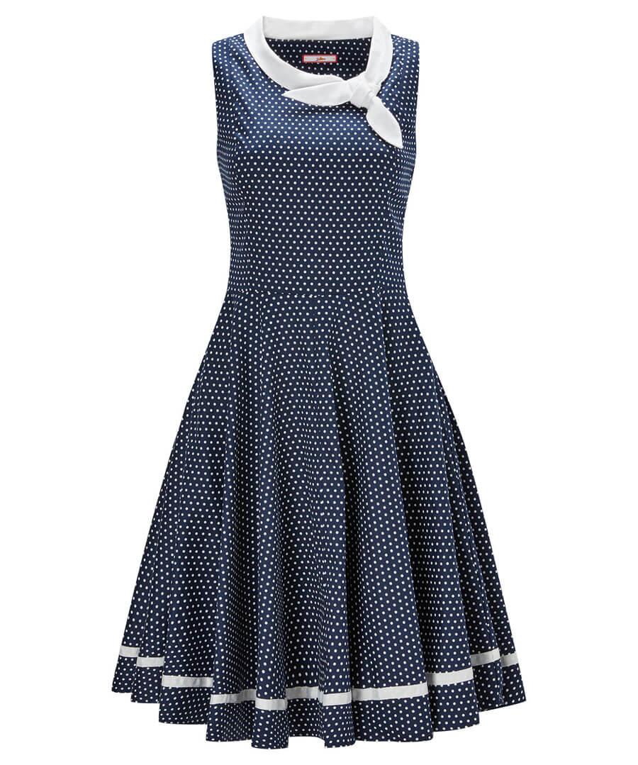 Vintage Dancer Dress Model Front