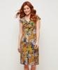 Royally Rich Printed Dress