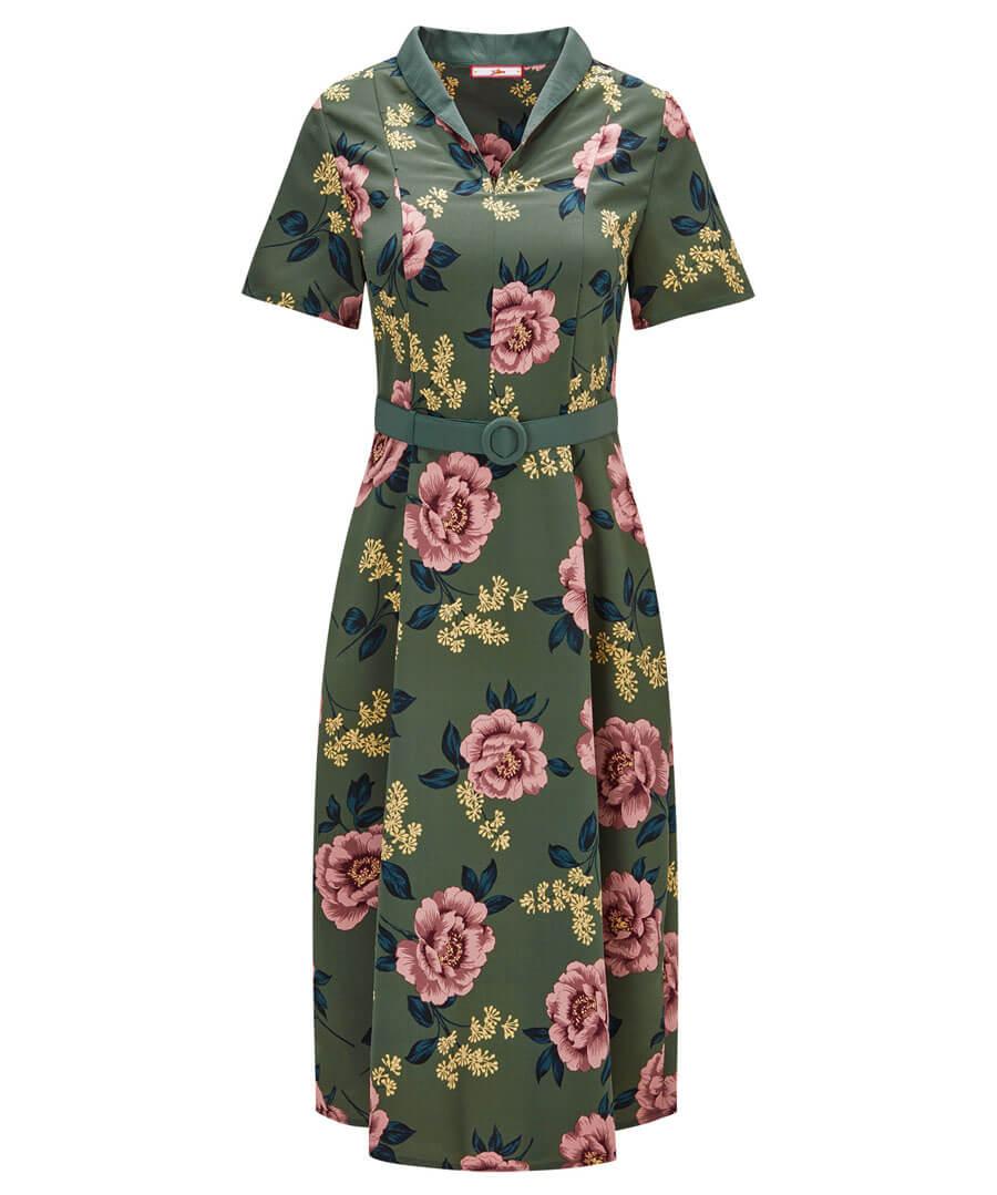 Beautiful Belted Dress