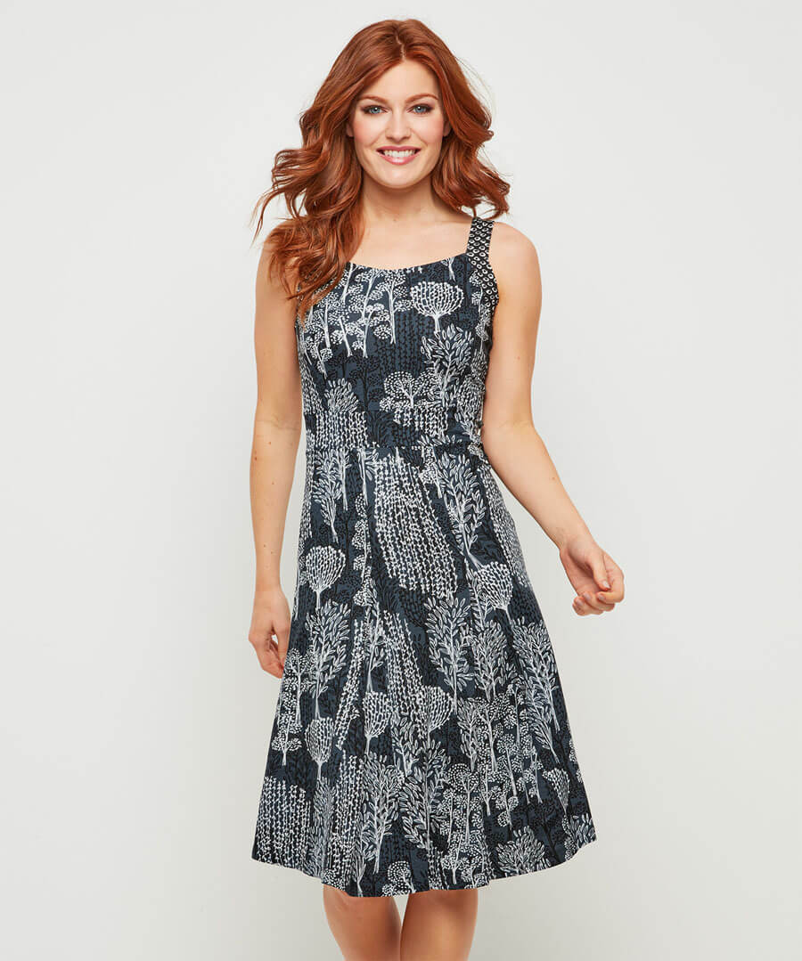 Carolines Favourite Dress Model Front