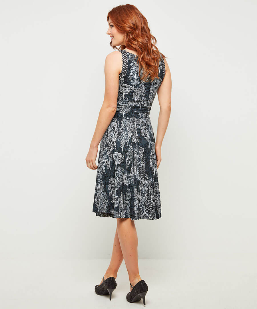 Carolines Favourite Dress Model Back