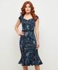 The Bop Floral Dress