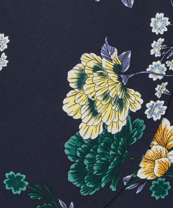 Evening Florals Dress