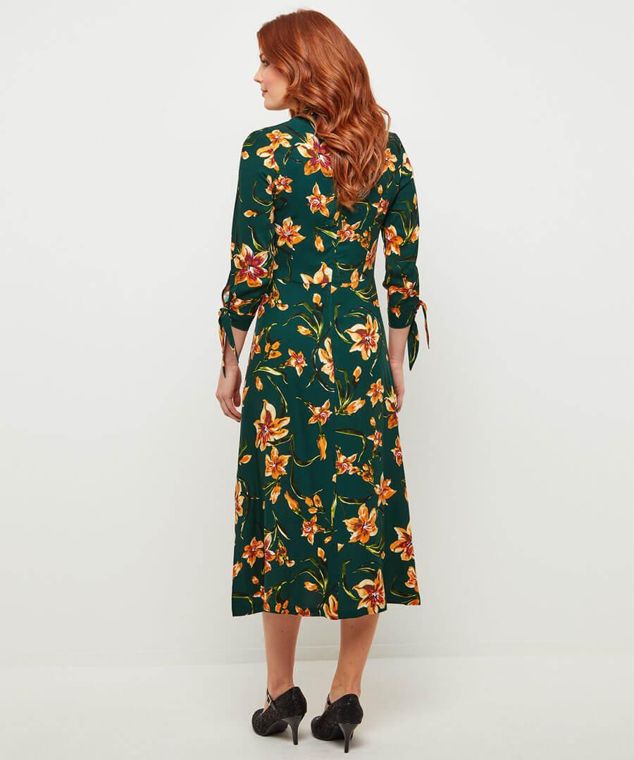 Charismatic Dress Model Back