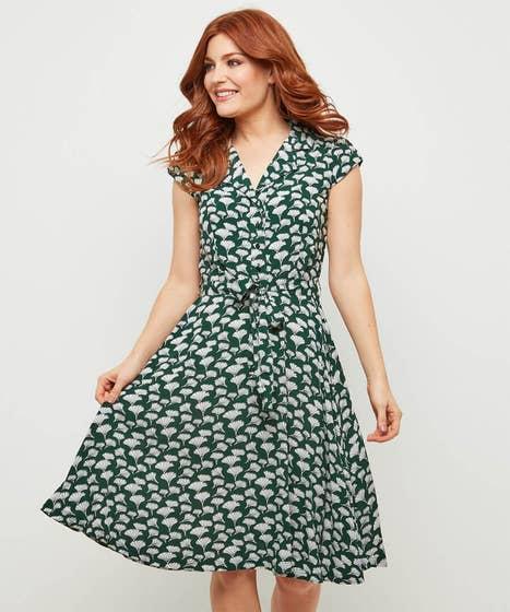 Vintage Shirt Dress