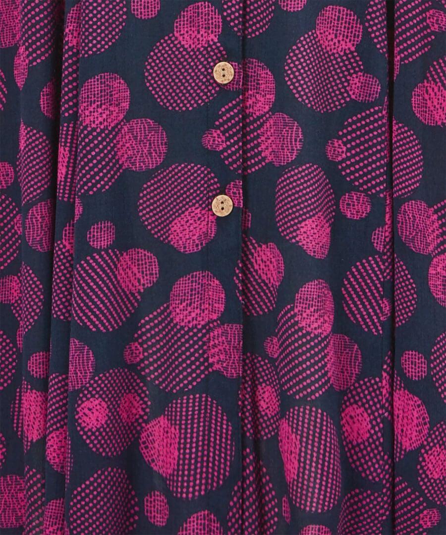 Perfect Button Through Dress Back