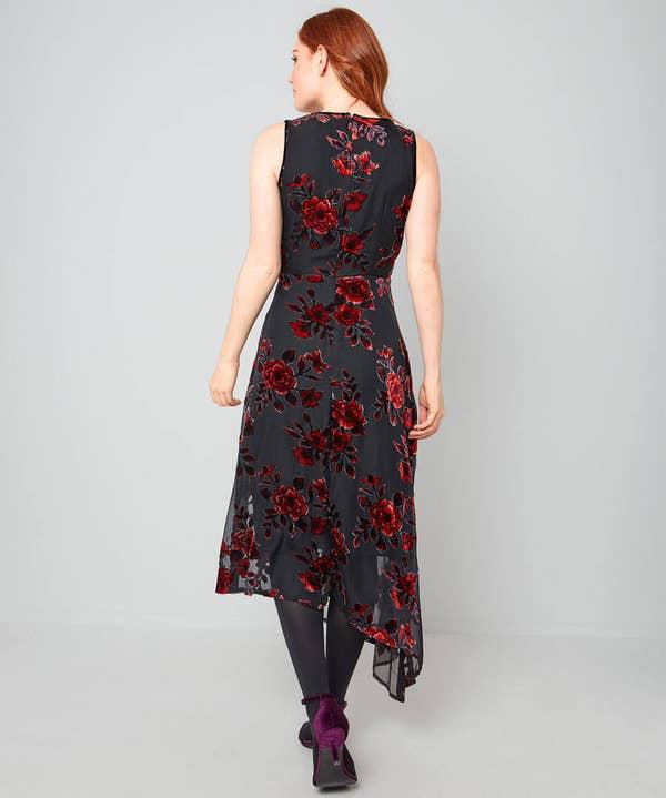 Remarkable Devore Dress