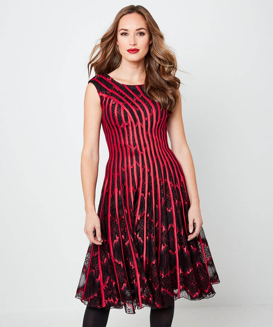 Lovely Ribbon Dress Back