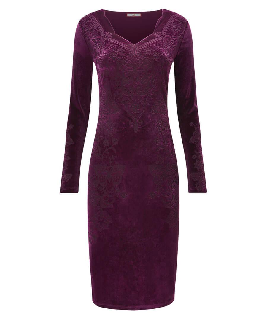 Versatile Velvet Party Dress