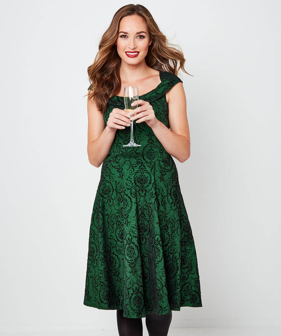 Twilight Dress Model Front