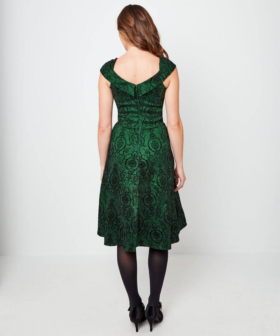 Twilight Dress Model Back