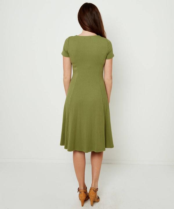 Rocking Ribbed Dress