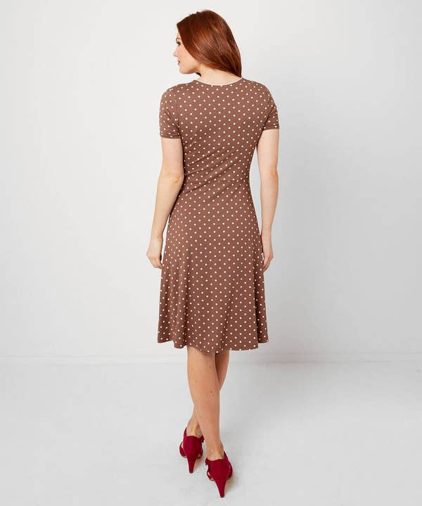 Perfect Polka Dot Dress
