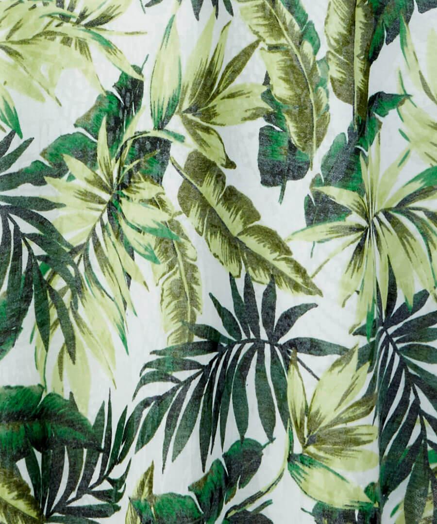 Jazzy Jungle Dress Back