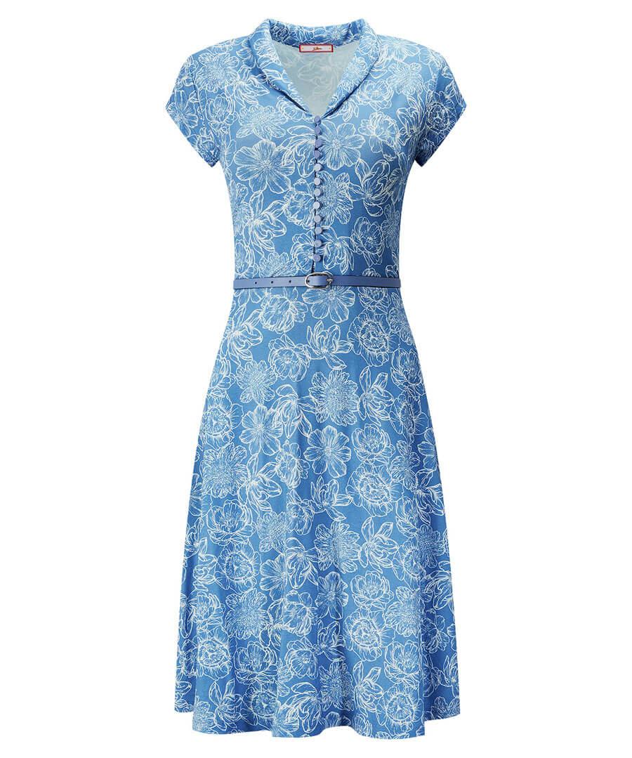 Ditsy Vintage Dress