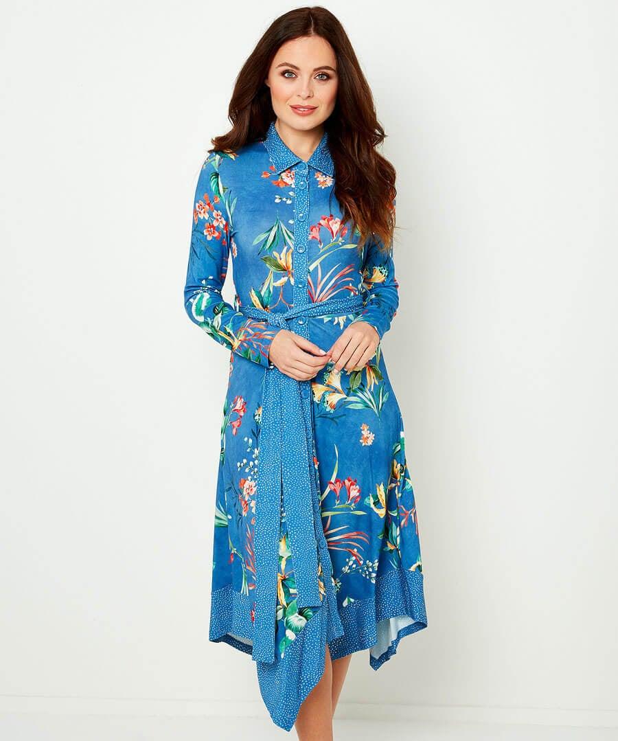 Ultimate Summer Dress Model Front