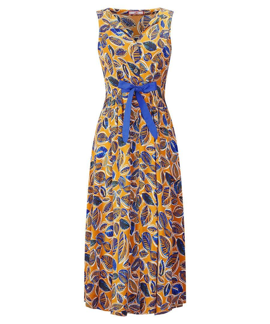Pops Of Colour Dress
