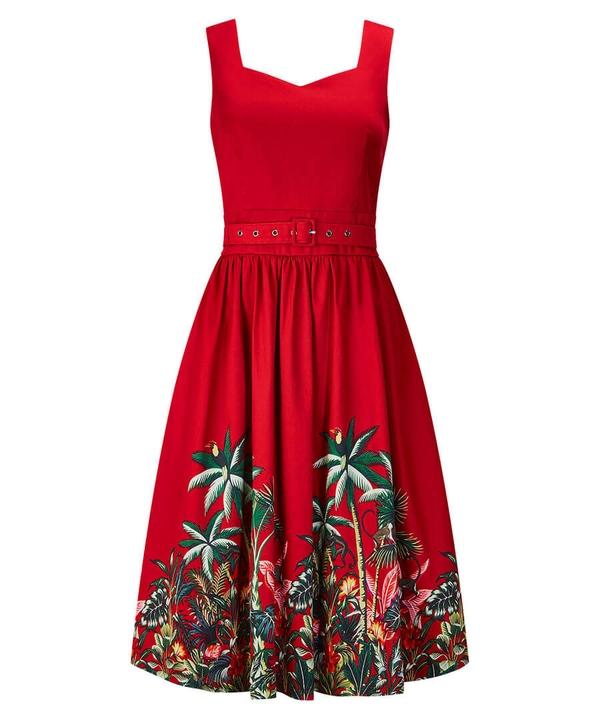 Painted Birdy Dress
