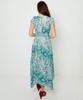 Watercolour Dip Hem Dress