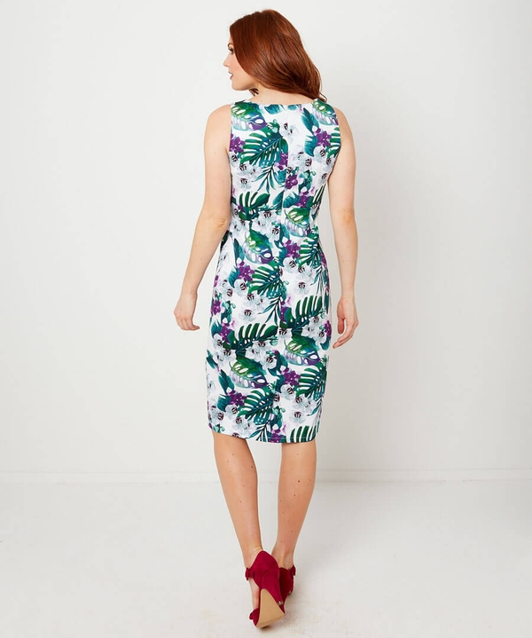 Flattering Fitted Dress