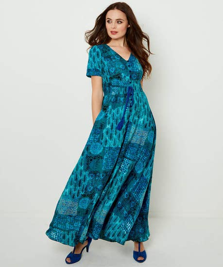 Funky Flattering Dress