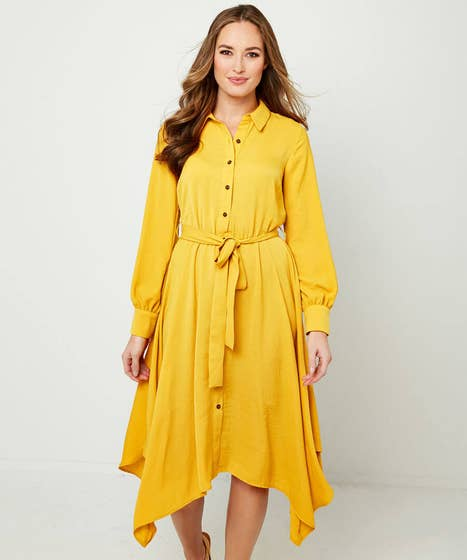 Capsule Collection Shirt Dress