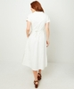 Lovely Linen Blend Dress